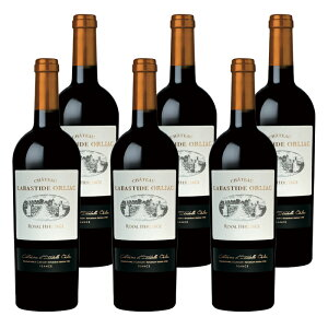 シャトー・ラバスティド・オルリアック (2012) 6本セット フランス 赤 ワイン 辛口 | ワイン プレゼント ギフト ラッピング おすすめ 人気 wine お酒 美味しい ぶどう ブドウ 高級 海外 酒 おしゃ