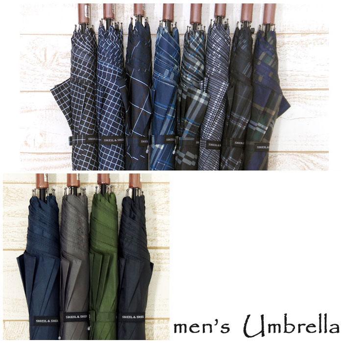 傘 雨傘 送料無料 メンズ まとめ買い ジャンプ傘 65cm 60cm/メール便不可