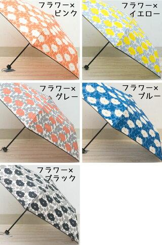 傘折りたたみ傘送料無料レディース50cm可愛い花柄シンプルお洒落/メール便不可