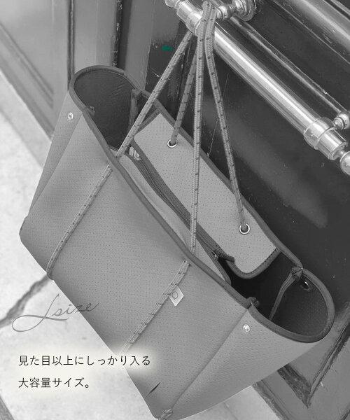 レディースバッグQbagzipジップ付きあす楽送料無料ギフトプレゼントLサイズキューバッグQバッグレディースバッグマザーズバッグトートバッグ大容量大きめA4QBAGネオプレンバッグレディースバックトートハンドバッグきゅーばっぐネオプレーン