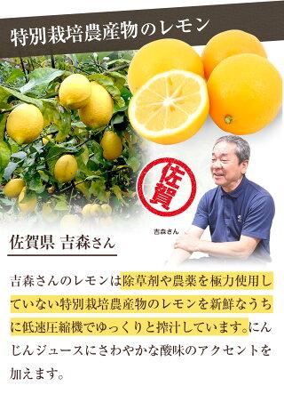 特別栽培農産物のレモン