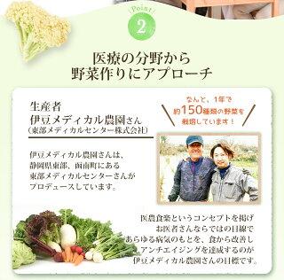 医療の分野から野菜作りにアプローチ