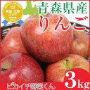 【国産】青森県産りんご 3kg【サンふじ】 りんごジュースに最適です