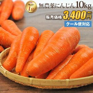 無農薬にんじん 10kg 国産 ゲルソン療法 ジュース用 10kg クール便 冷蔵 送料無料 訳あり 無農薬人参 野菜 酵素 生酵素 ニンジンジュース