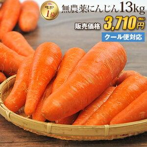 【訳あり】国産 無農薬にんじん ジュース用 13kg 送料無料 クール便 無農薬 野菜 酵素 生酵素 ゲルソン療法 あす楽