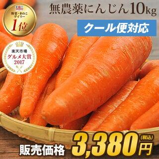 \キャンペーン中/【訳あり】国産無農薬にんじんジュース用10kg【送料無料】