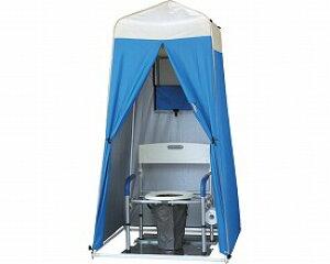 【企業・団体向け】災害用マンホールトイレ 洋式ワイドタイプ 大型 / VE100W/PTAS テントSタイプ |