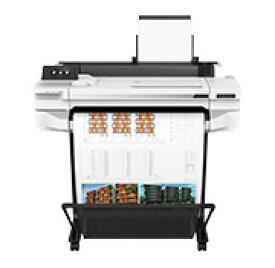 【プロッター】【法人向け】HP Designjet T530 A1モデル 5ZY60B#ABJ インクジェットプリンター 24inch | 2020 印刷 大型 設計 図面 デザインジェット 軽量 最小 小型 カラー インク 鮮やか カラフル スピード印刷 スペース活用 大判プリンター