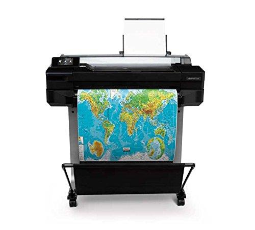 【プロッター】HP Designjet T520 24inch ePrinter インクジェットプリンター CQ890A 【期間限定ポイント2倍キャンペーン中】  2019 印刷 大型 設計 図面 デザインジェット 軽量 最小 小型 カラー インク 鮮やか カラフル スピード印刷 スペース活用 大判プリンター