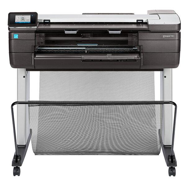 【プロッター】HP DesignJet T830 MFP A1モデル ePrinter インクジェットプリンター F9A28B | 2019 印刷 大型 設計 図面 デザインジェット 軽量 最小 小型 カラー インク 鮮やか カラフル スピード印刷 スペース活用 大判プリンター