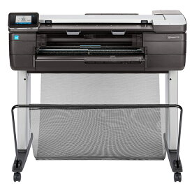 【プロッター】HP DesignJet T830 MFP A1モデル ePrinter インクジェットプリンター F9A28B | 2020 印刷 大型 設計 図面 デザインジェット 軽量 最小 小型 カラー インク 鮮やか カラフル スピード印刷 スペース活用 大判プリンター
