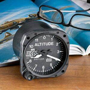 高度計型置時計