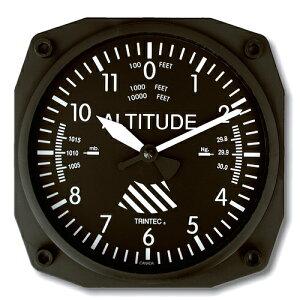 インストラメント目覚まし置時計(高度計)