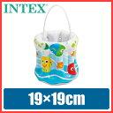 INTEX(インテックス) ノゾキバケツ 水中のぞきバケツ 水中のぞきメガネ 箱メガネ 58681 Shell Scavenger Bucket ふくらましのぞ...