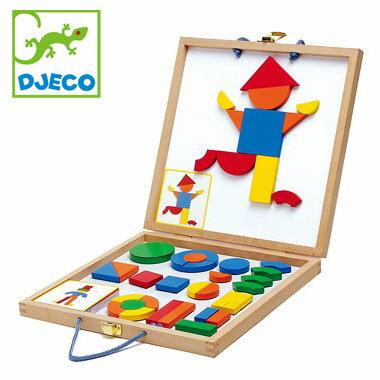 DJECO/ジェコ【DJ03130】ジオフォーム セット ボックス