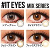 #IT EYES it is advanced one-day color contact lenses * cod shipped and on non-* 1 day disposable color contact lenses!