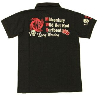 MWS 马球 mws 标准标志休闲男式短袖 POLO 159902 黑色全新