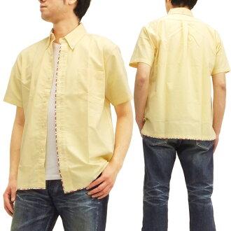 雨斯普纳短袖 combishats 男装安斯普纳 OX03-03 黄 x 品牌新美洲 (红色的花)