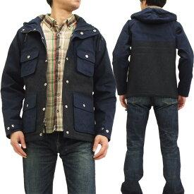 フェローズ マウンテンパーカー 14W-PMPK1 Pherrow's Pherrows メンズ ジャケット ネイビー 新品
