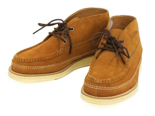 テッドマン スウェードブーツ RDB-900 TEDMAN エフ商会 メンズ シューズ 靴 ブラウン 新品