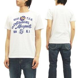 バズリクソンズ Tシャツ BR77361 モスキート 東洋エンタープライズ メンズ 半袖tee #101ホワイト 新品