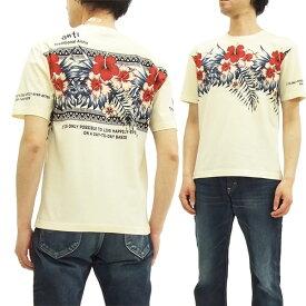 ANTI アンチ Tシャツ ATT-151 フラワー エフ商会 メンズ 半袖tee オフ 新品