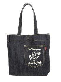 テッドマン デニム トートバッグ TDBG-900DM TEDMAN エフ商会 メンズ 鞄 新品