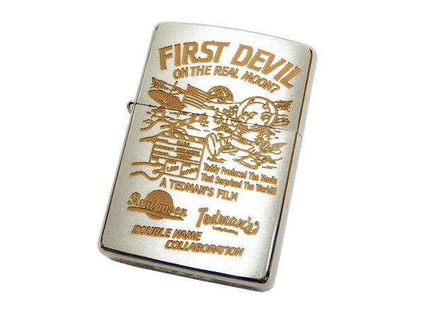 テッドマン ジッポー ライター TEDMAN TDZ-024 エフ商会 ZIPPO 新品