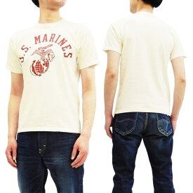 トイズマッコイ Tシャツ TMC1719 タクシードライバー TOYS McCOY メンズ 半袖Tee #011オフ白 新品