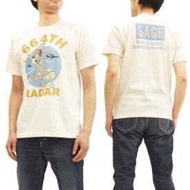 トイズマッコイ Tシャツ TMC1812 バッグスバニー TOYS McCOY メンズ 半袖Tee #011オフ白 新品