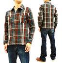 フェローズ18W-720WSチェックネルシャツPherrow'sPherrowsメンズワークシャツ長袖シャツ