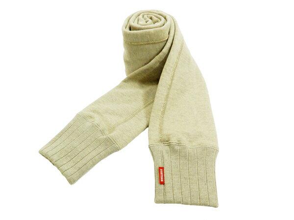 ステュディオ・ダルチザン マフラー 7463 スヴィンゴールドマフラー Studio D'artisan スウェット生地 メンズ スカーフ 杢グレー 新品