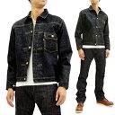 サムライジーンズ S0551XX デニムジャケット Samurai Jeans メンズ ファーストタイプ Gジャン 新品