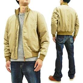 ザンタージャパン ダウンジャケット 1939 ZANTER JAPAN メンズ タンカースジャケットタイプ 1939012 ベージュ 新品