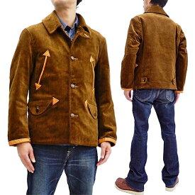 ミスターフリーダム SC14523 コーデュロイ ジャケット シュガーケーン 東洋 メンズ Mattock Jacket 新品