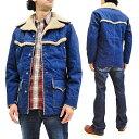 ミスターフリーダム ランチコート SC14747 421 Maverick Jacket シュガーケーン メンズ 裏ボア デニムジャケット 新品