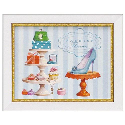 絵画 壁掛 インテリア小物・置物 アートフレーム マルコファビアノ ファッションフレーバーコンフェクショナリー ファッション ハイヒール アクセサリー ミニゲル 絵画 ドレス ナッシングトゥ ウェアー 雑貨 姫雑貨 姫系 かわいい05P13Dec15
