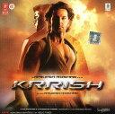 """インド映画 ボリウッド 音楽CD """"KRRISH"""" ICD-336"""