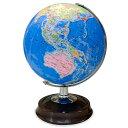 \ページ限定・カードケース付/ 地球儀 子供用 大人用 【送料無料・世界地図&日本地図付】 入学祝に 誕生日に 【地…