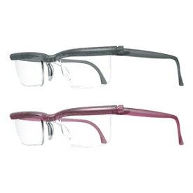 9月入荷予定/【左右で調整できるシニアグラス Do Active】 ドゥアクティブ 老眼鏡 シニア用メガネ 度数調節できる 度数調整