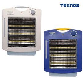 即暖ヒーター 【テクノス 遠赤外線ヒーター 加湿器付き TS-902S 】 [保証付]キッチンヒーター スポット暖房 加湿 遠赤外線ストーブ 加湿 省エネ暖房 遠赤 スチーム付き