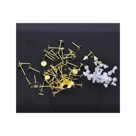 【メール便A】ハンドメイド用品ピアスパーツ丸皿付き20ペア(40個入り):ゴールド/スタッドピアス,両耳,手作りアクセサリー,ぴあす,手作りピアス,パーツ,カボション台座,セッティング台座