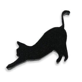 自社工房アクリルレジン台5cm猫1座り猫厚さ:2mm選べる豊富なカラー/アクセサリーパーツ猫
