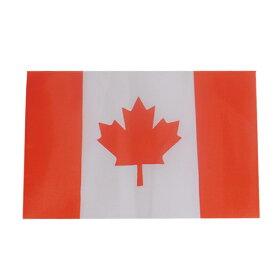 世界の国旗(約21×14cm)カ行国:カナダ【ゆうパケット対応】