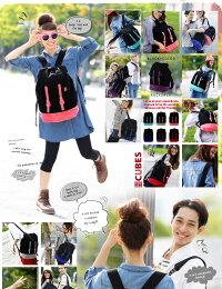 [送料無料]リュックレディースバッグリュックリュックサックかわいい人気ユニセックスレディースバッグ高校生マザーズバッグ