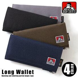 BEN DAVIS ベンデイビス 財布 長財布 スマート メンズ財布 スナップボタン メンズ BDW-9076 レディース PS メール便送料無料
