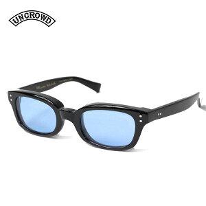 ☆送料無料!!☆UNCROWD(アンクラウド)BLUE BIRDブルーバードUC-007 ブラックフレームxブルーレンズ