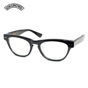 送料無料!!UNCROWD(アンクラウド)SUNNYサニー/UC-008/ブラックフレーム×調光レンズ