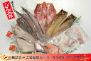 【ぴん太郎 ご家庭用セット(18)】6種詰合・送料込・房総・干物・便利な真空パック