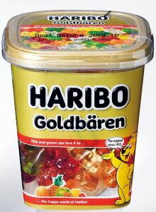 かわいい グミ こども 子供 イギリス 海外 人気 ハリボー グミ キャンディー175g ゴールドベアカップ 942
